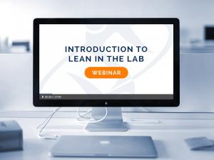 Introduction to Lean In The Lab Webinar