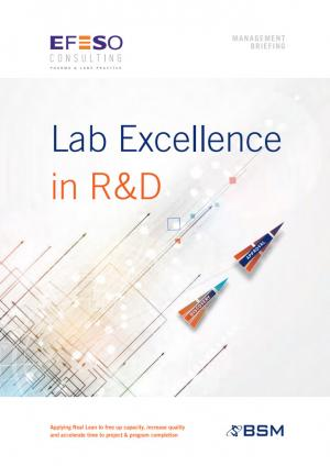 Lab Excellence in R&D